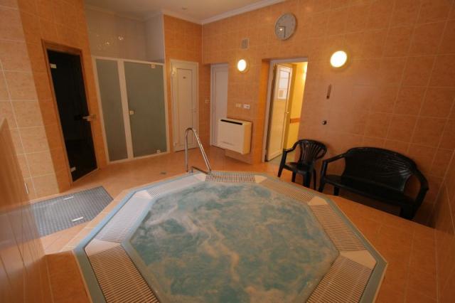 Hotel Octárna – wellness centrum