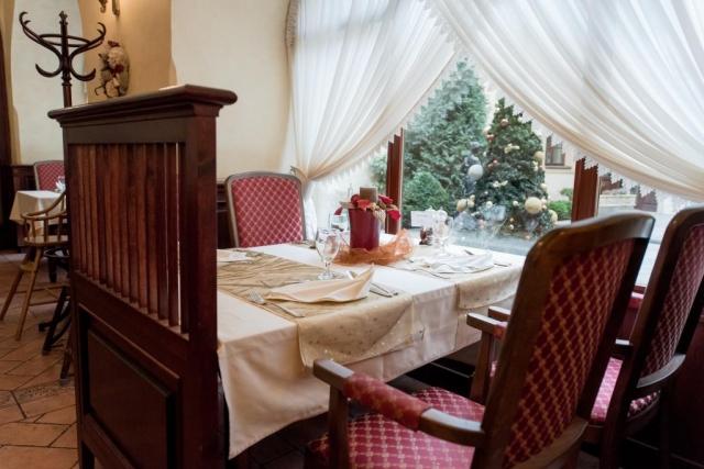 Hotel Octárna – gastronomie