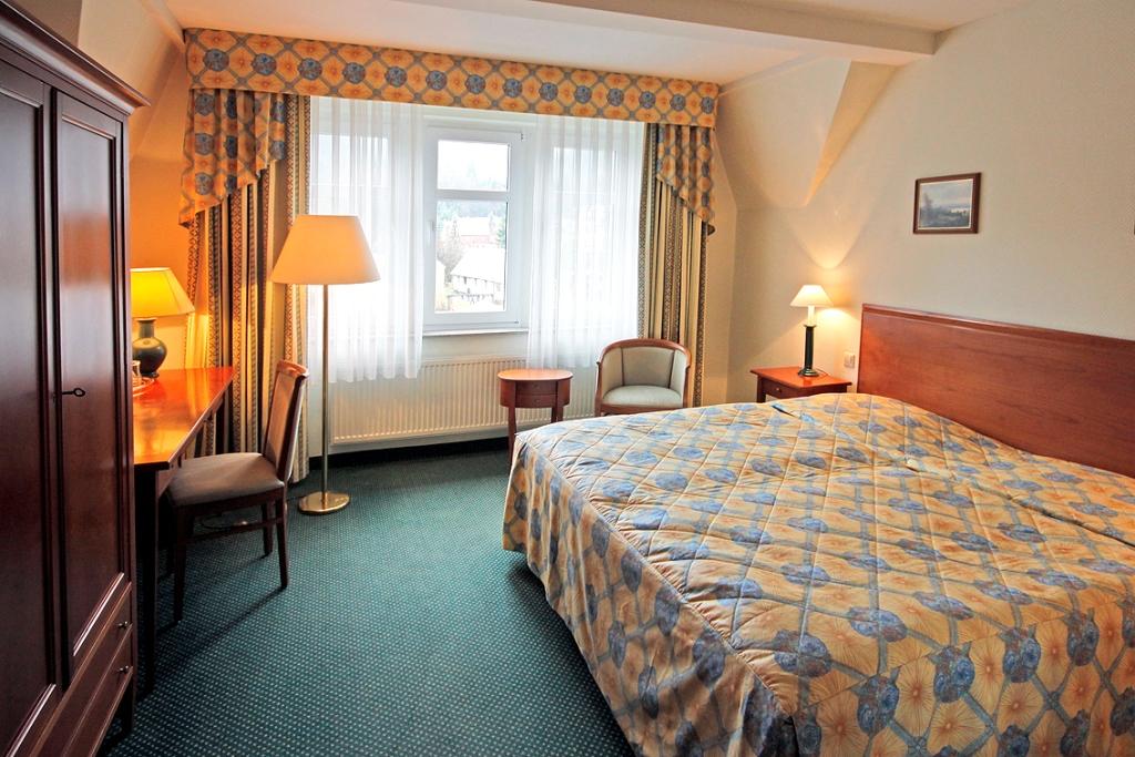Parkhotel Oybin nabízí komfortní a stylové ubytování ve městě Kurort Oybin se skvělou dostupností z ČR.