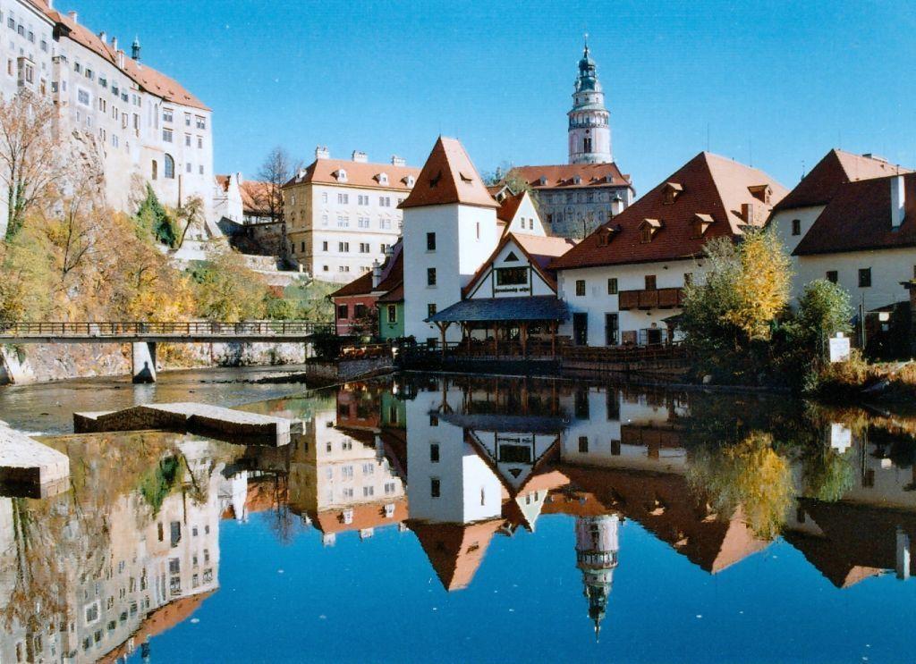 Penzion Na samotě – tipy na výlet: Český Krumlov