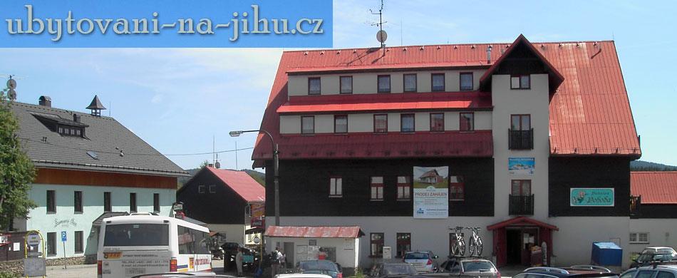 Penzion Pohoda Kvilda
