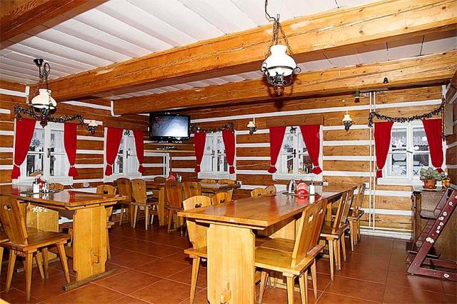 Na penzionu Rusalka vám nabídneme kromě ubytování také milé pohoštění a domácí kuchyni.