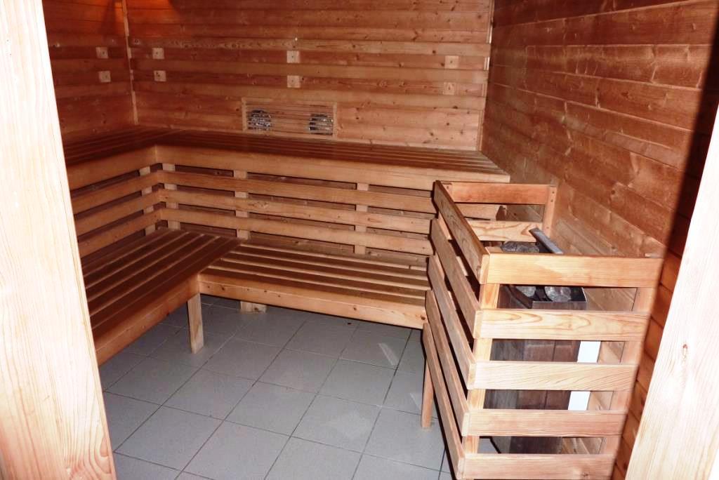 Penzion na Vysočině - sauna