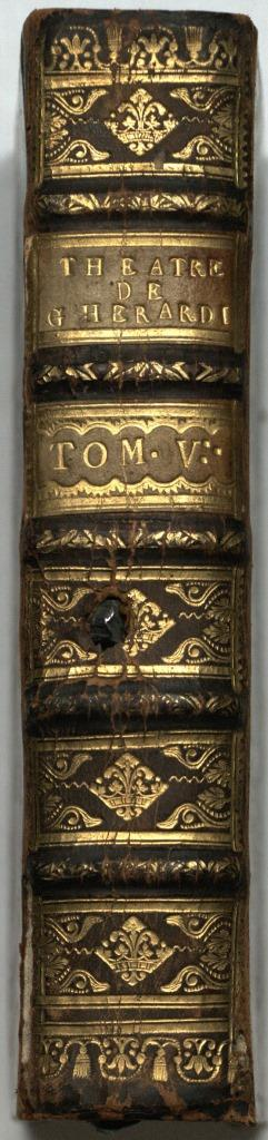 Prostřelená kniha neboli kniha s kulkou. Foto Národní muzeum