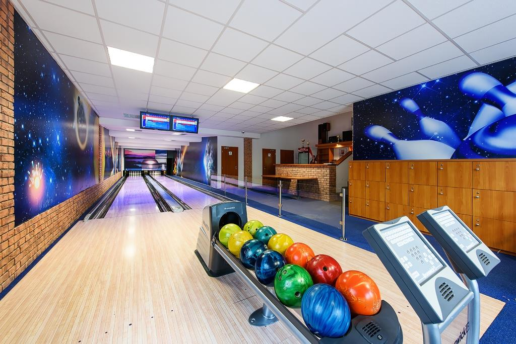 Hotel Rakovec – bowling
