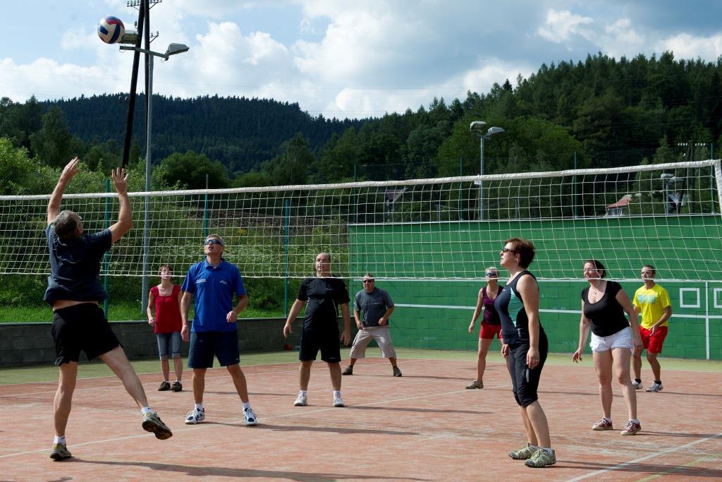 Rekreační areál Skiland - sportovní aktivity