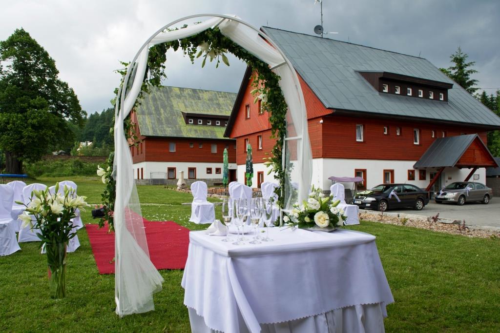 Rekreační areál Skiland - svatby na klíč