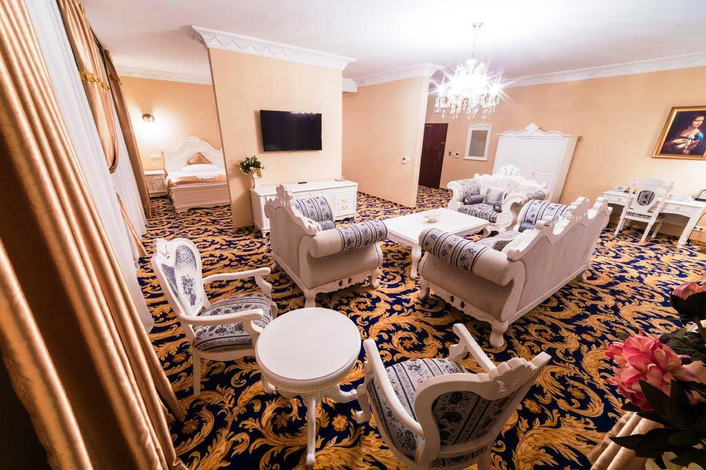 Spa Aphrodite - Lázně Rajecké Teplice - lázeňské hotely