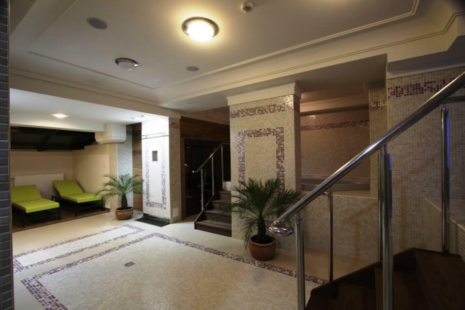 Simbad Hotel Restaurant & Bar – wellness a relaxace
