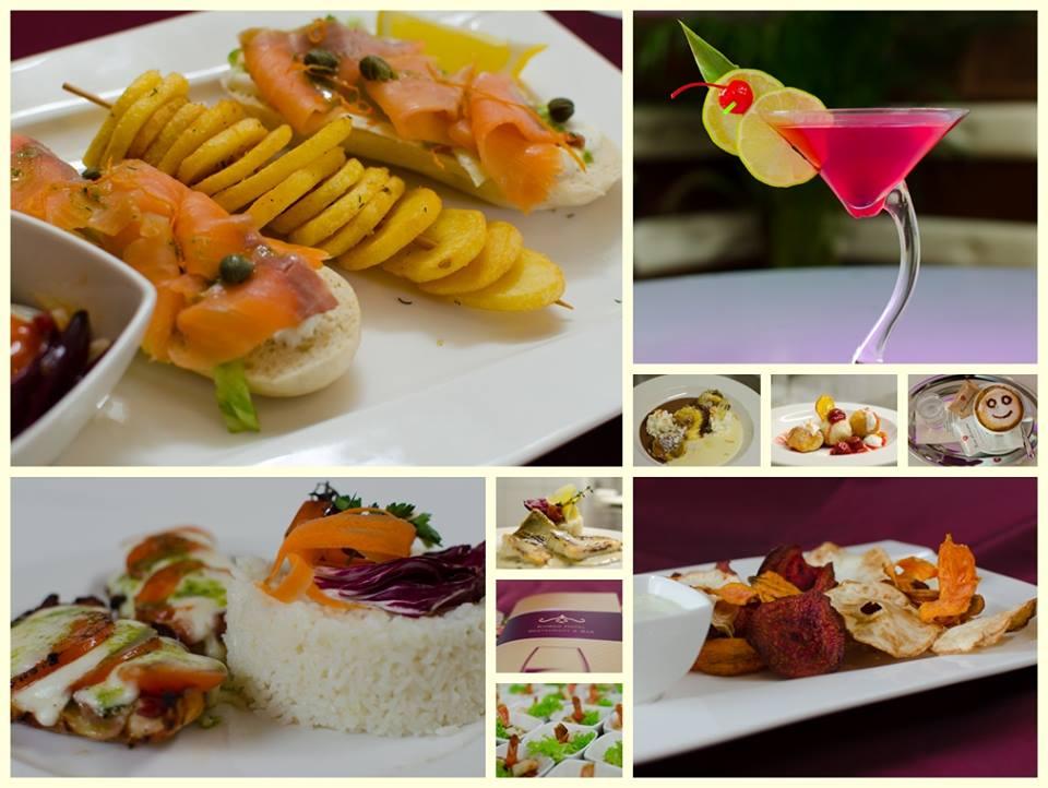 Simbad Hotel Restaurant & Bar – gastronomie