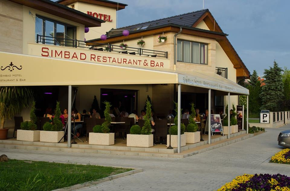 Simbad Hotel Restaurant & Bar*** Superior