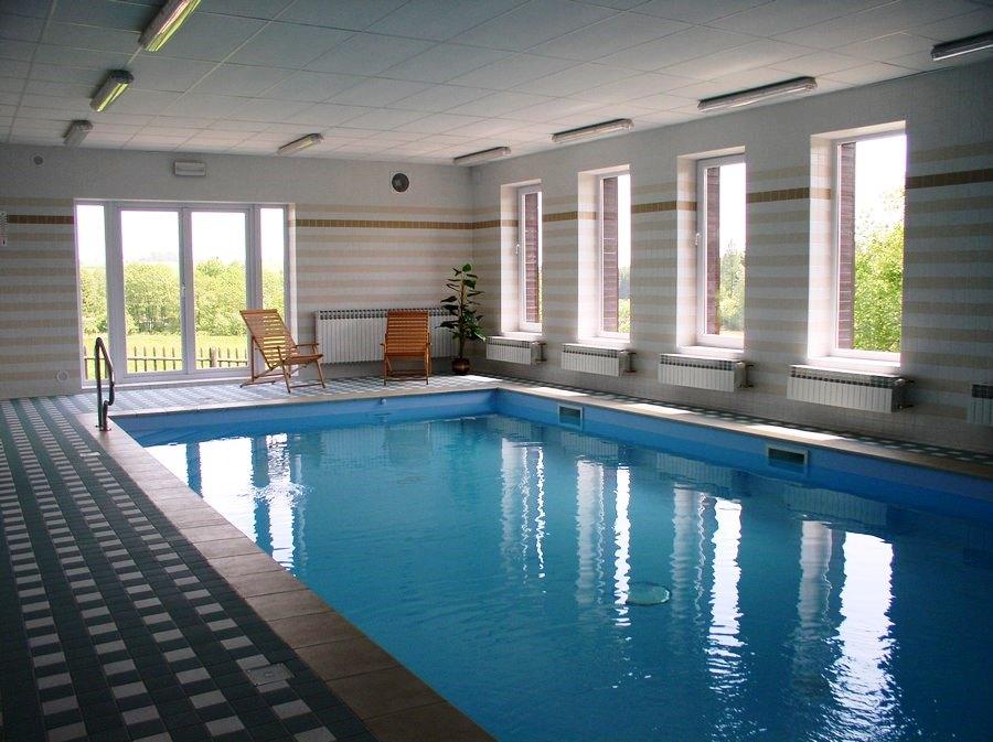 Krytý bazén v hotelu Skalský dvůr, foto hotel Skalský dvůr