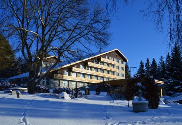 Hotely Srní, ideální místo pro aktivní odpočinek