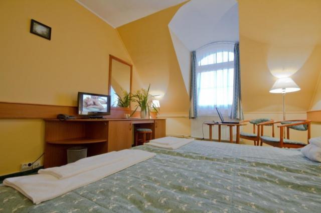 Thermal Hotel Mosonmagyaróvár*** Superior – komfortní ubytování Mosonmagyaróvár