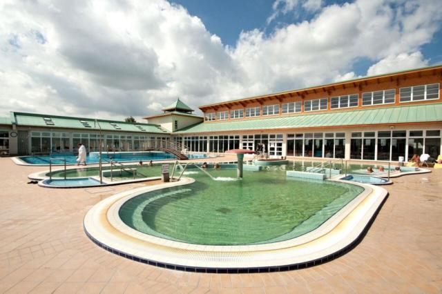 Thermal Hotel Mosonmagyaróvár*** Superior – léčba, wellness a relaxace