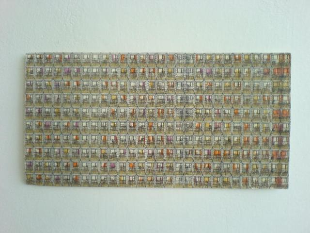 Výstava OSADA, vystavující Patricie Fexová, foto Trafo Galerie