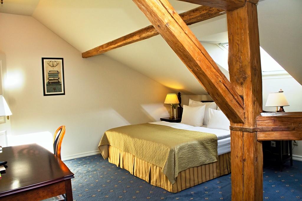Gourmet Hotel Villa Patriot – luxusní ubytování Mariánské Lázně