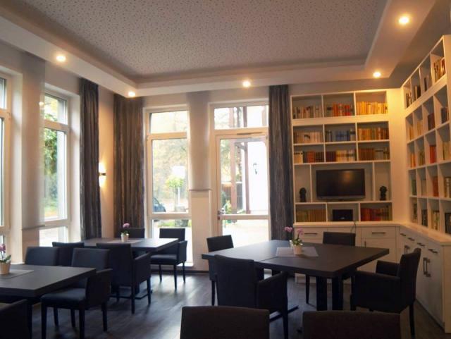 Hotel Waldschlösschen Kyritz – gastronomie
