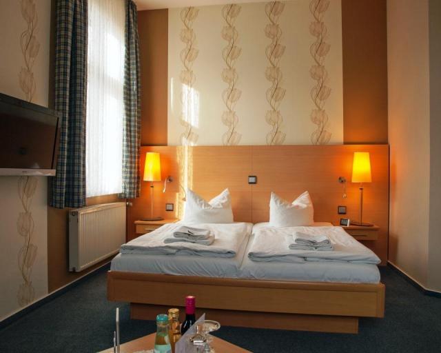 Hotel Waldschlösschen Kyritz – stylové a komfortní ubytování