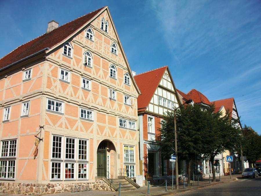 Městečko Kyritz, foto: Tourismusverein Kyritz, Wusterhausen, Neustadt (Dosse) e.V.