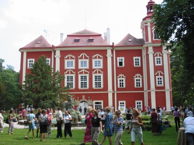 Zámek Dětenice, foto Zámecký resort Dětenice