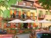 Hotel Maxant se nachází v centru městečka Frymburk jen pár metrů od přehrady Lipno. Foto hotel Maxant