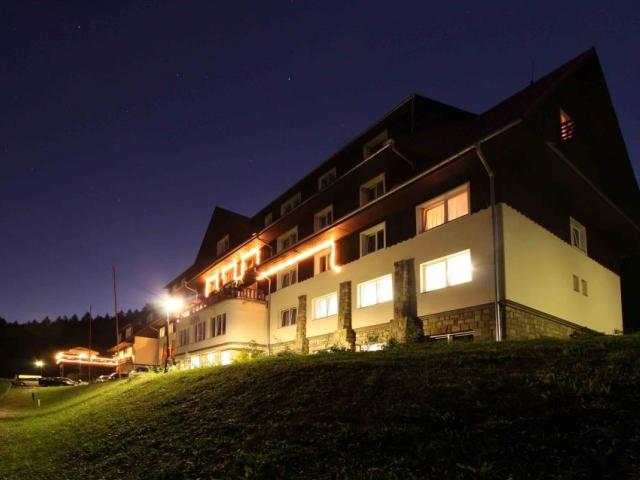 Hotel TATRA & SPA Velké Karlovice