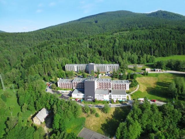 Hotel Dlouhé Stráně, foto Hotel Dlouhé Stráně