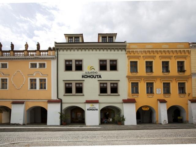 Hotel U Zlatého kohouta, foto Hotel U Zlatého kohouta