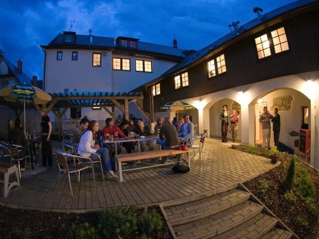 Hotel Bystré na Vysočině představuje příjemné ubytování v blízkosti přírody. Nachází se v centru městečka Bystré nedaleko Svitav.