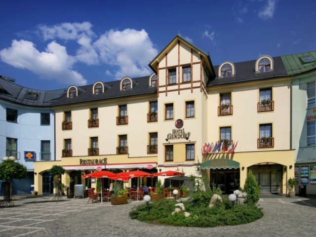 Wellness hotel Gendorf, foto Wellness hotel Gendorf