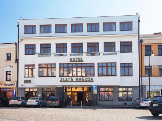 Hotel Zlatá Hvězda Litomyšl, foto Hotel Zlatá Hvězda