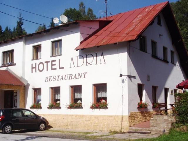 Hotel Adria, foto hotel Adria