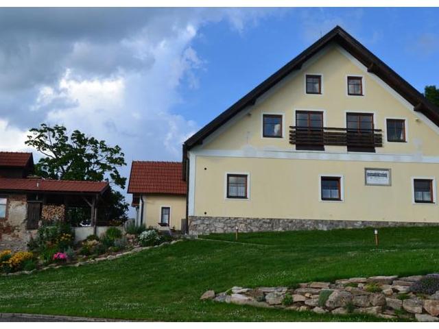 Penzion Na Hájence - stylové ubytování na Vysočině