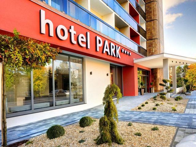 Luxusní ubytování na Oravě Hotel PARK**** Dolný Kubín