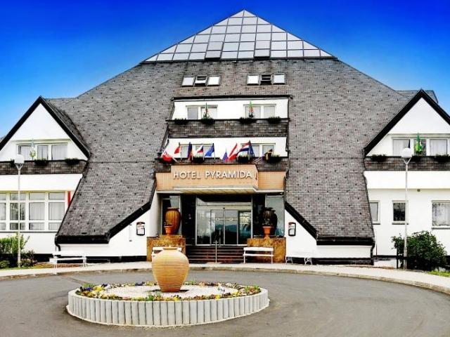 Lázeňský hotel Pyramida I, foto Lázeňský hotel Pyramida