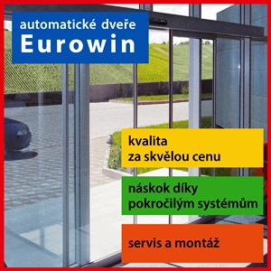 Automatické dveře EUROWIN