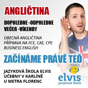 Jazyková škola Elvis