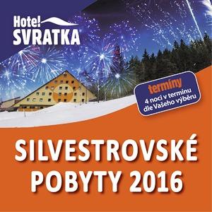 Silvestrovský balíček Hotel Svratka