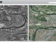 Porovnejte historii a současnost Prahy prostřednictvím nové aplikace, foto: IPR Praha