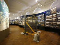 Expozice Historie povodní v Praze, foto Muzeum Prahy