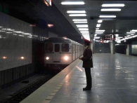 Provoz Metra, foto archiv DPP