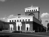kostel Nejsvětějšího Srdce Páně, foto MČ Praha
