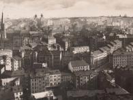Výstava historickýcch fotografií Praha Žižkov, foto NM