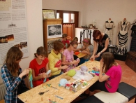Originální Mezinárodní den dětí v Muzeu Karla Zemana v Praze, foto Muzeum Karla Zemana