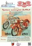 Chvalský zámek zve na výstavu historických motocyklů JAWA, kterou pořádá Klub historických vozidel Horní Počernice.