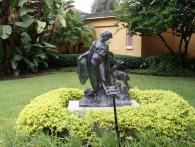 Nejslavnější americký sochař Albín Polášek pocházel z Beskyd, foto Stanislava Nopová