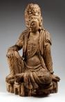 Bodhisattva Kuan-jin. Dynastie Tchang (618–907) až Sung (960–1279)