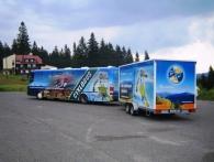 Turistickou oblastí Beskydy-Valašsko budou do září pendlovat cyklobusy, foto Destinační managment turistické oblasti Beskydy-Valašsko