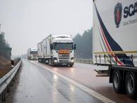 Novou generaci nákladních vozidel představí Scania, foto Scania